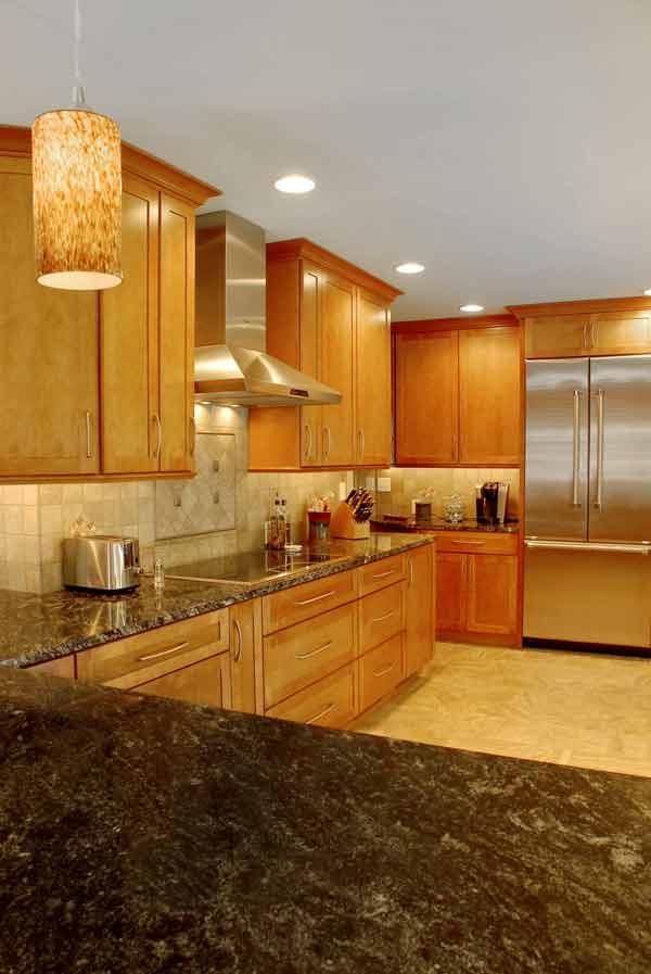 Kitchen Expansion. Mechanicsburg, Pennsylvania. Bolger Remodeling